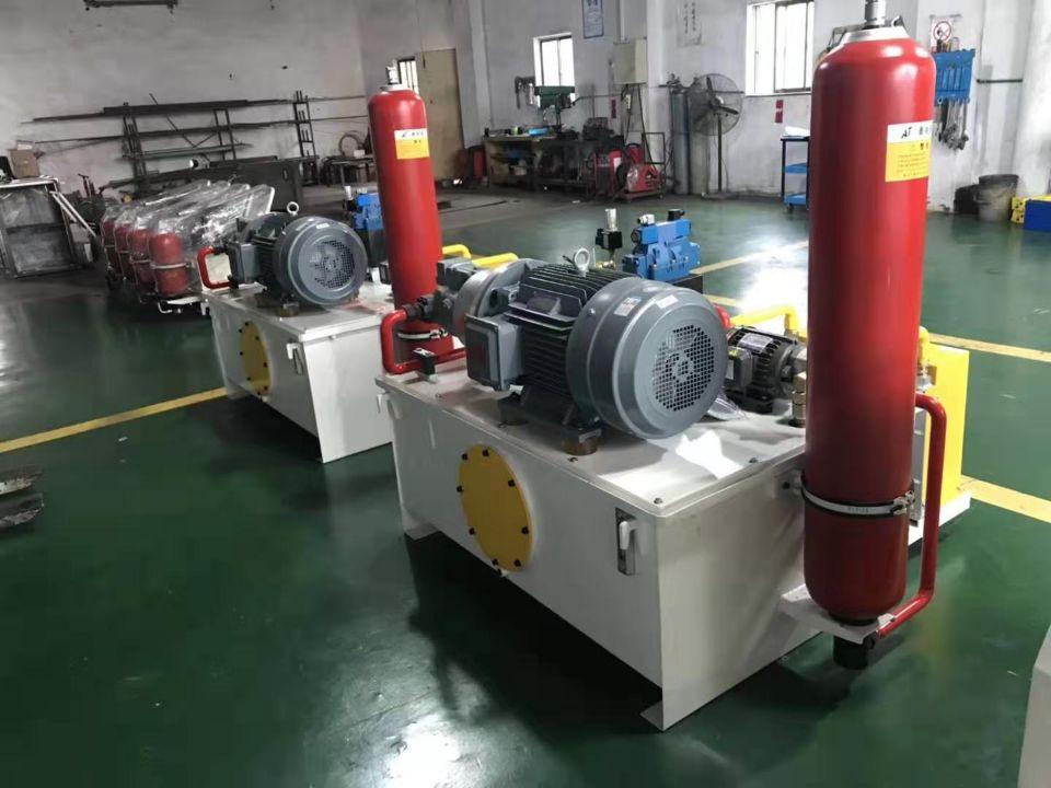 shu控设备液压站