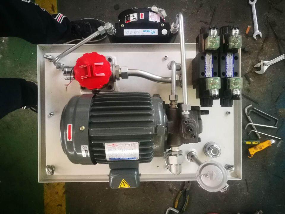 铸zao设备液压站